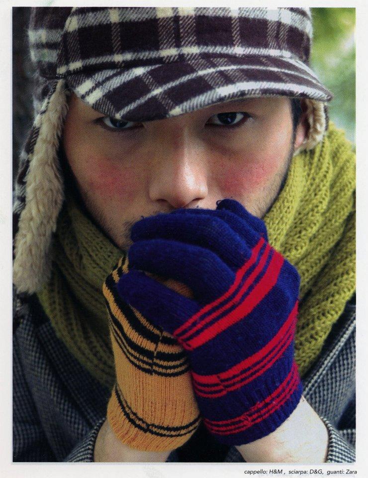 magazine Daisuke A.