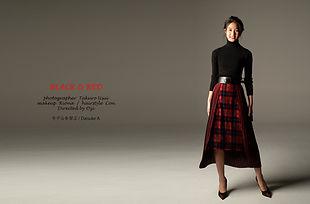 black,red,黒と赤,モデル,レッスン,学ぶ,directedbyozi,海外,fashion,editorial