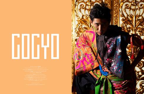 "Moevir Magazine May Issue "" GOGYO """
