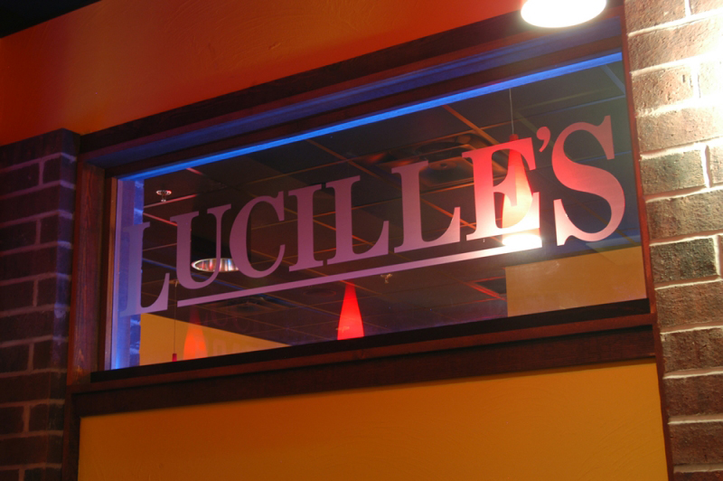 lucilles--etched-glass-lusilles-sign