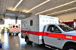 dennison-fire-station-ems-vehicles