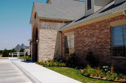 prosper-montessori-entrance-exterior-side-view