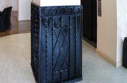 bennett-building-column-cover-metal-work