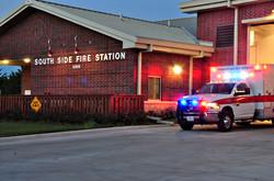 dennison-fire-station-signage