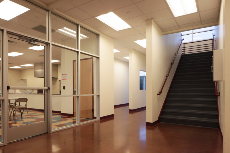 founders-academy-hs-stairwell-classroom