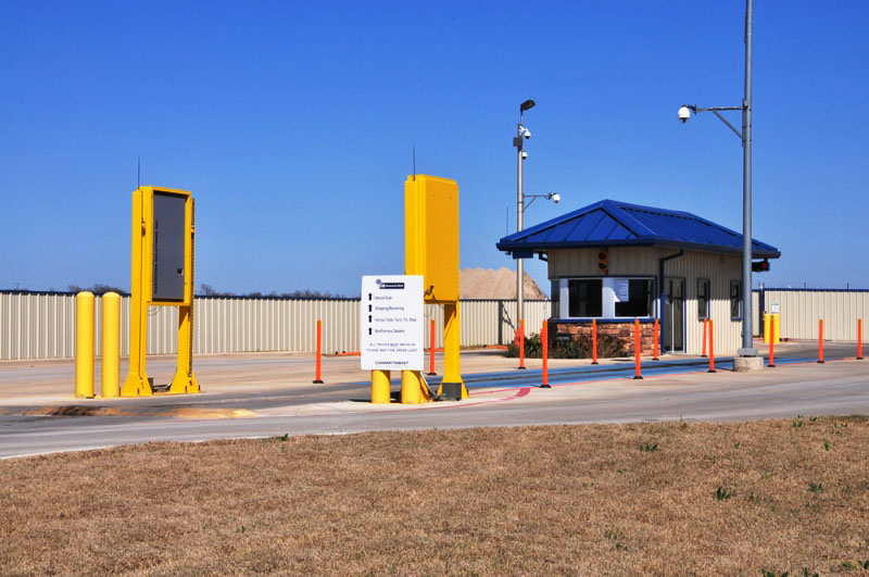 cmc-recycling-entrance-guard-station