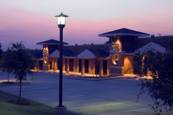tartan-square-evening-exterior