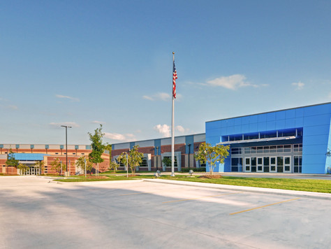Wright Group Completes Construction of Tyler Classical Academy