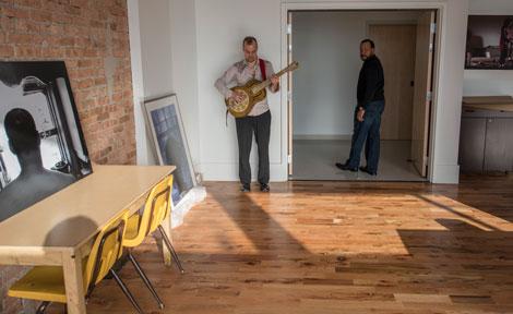 U of Chicago Arts Incubator Interior