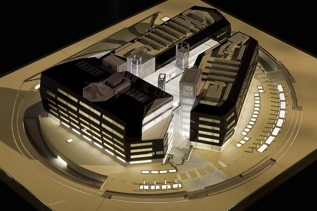 Energy City Qatar Model