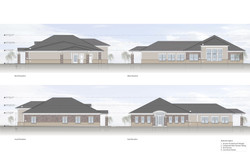 Preliminary Clubhouse Elevations