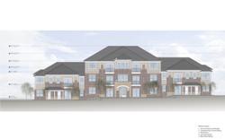Preliminary Apartment Elevation