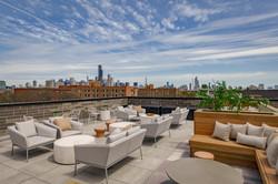 15th & LOOMIS - Roof Deck