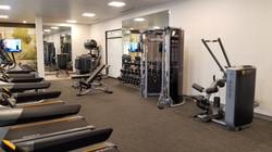 Marriott Courtyard Fitness Center