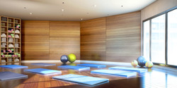 Packard Square - Yoga Room