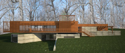 NUSH Nature Center Concept