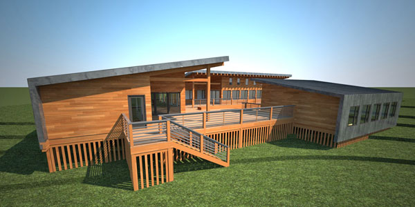 NUSH Nature Center Concept