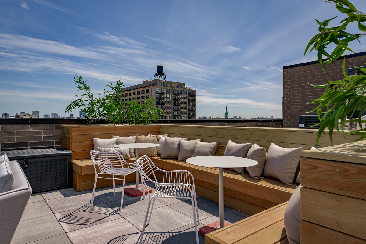 15th & LOOMIS - Roof Deck