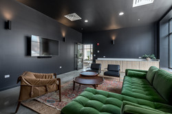 15th & LOOMIS - Library/ Movie Room