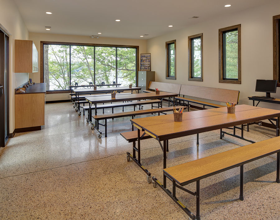 NUSH Nature Center - Classroom