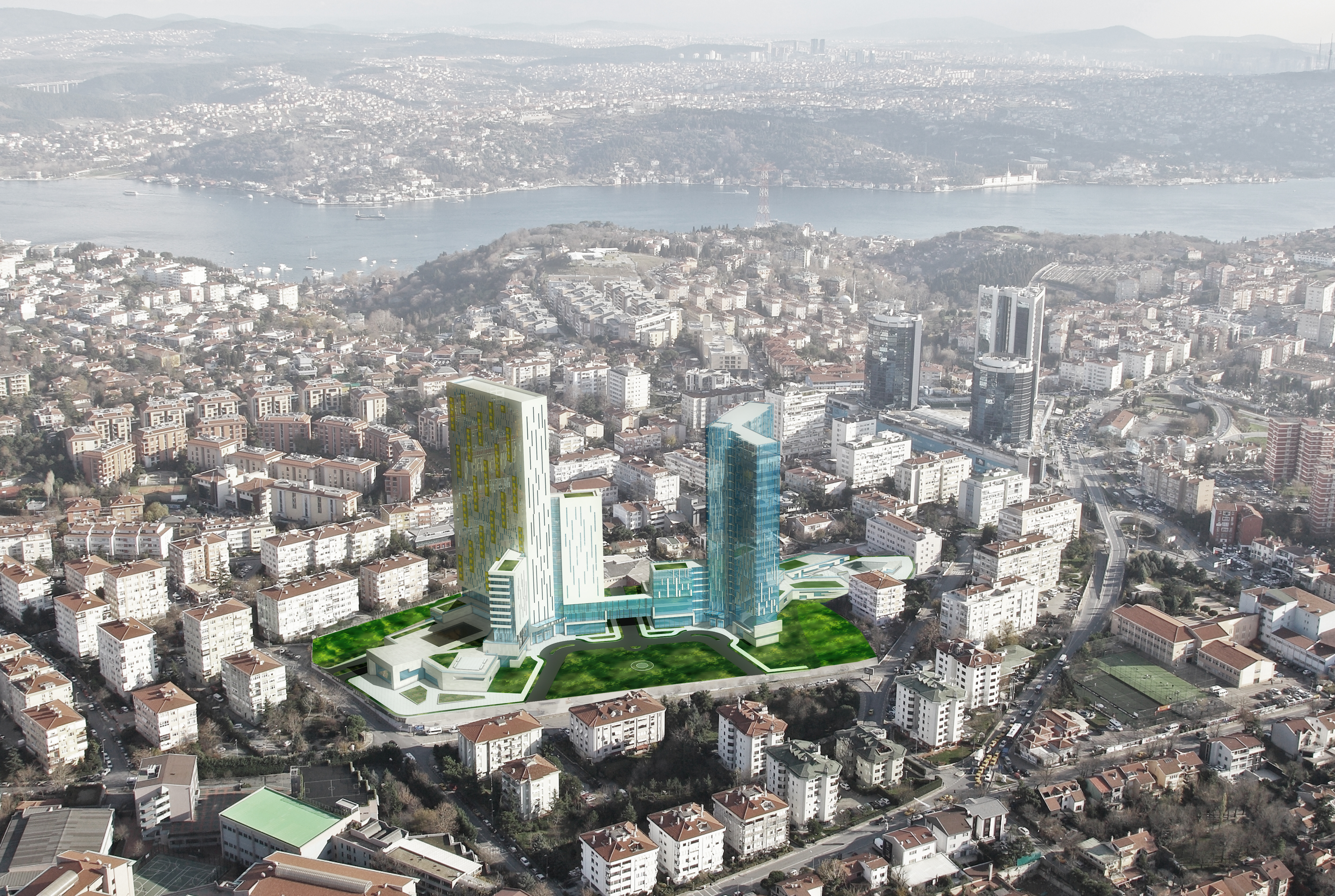 Akatlar Towers