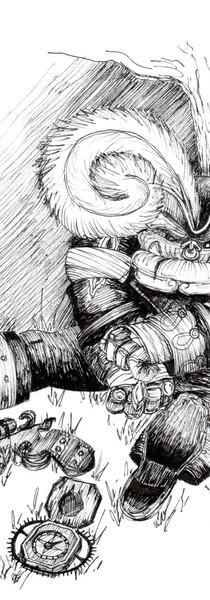 Grollp - Troll Pirate