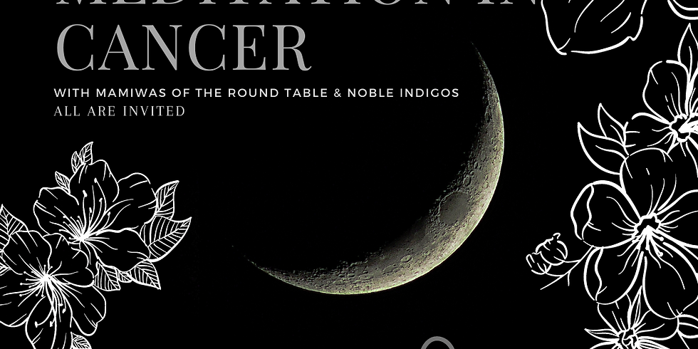 New Moon Meditation in Cancer