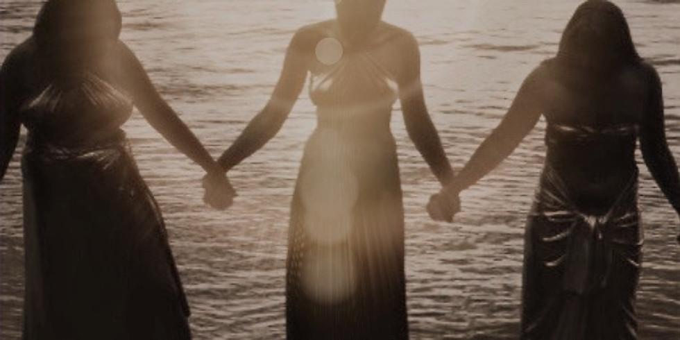 Opening the Circle - Journey Within through sisterhood healing
