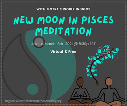 New Moon in Pisces Meditation (2) w_ lin
