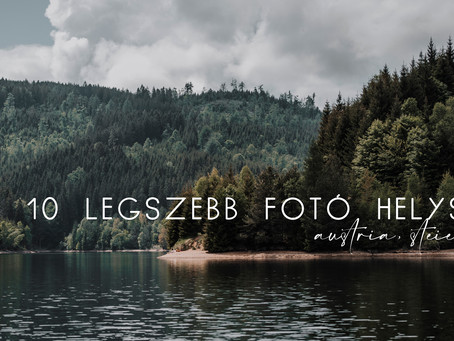 A 10 legszebb kültéri fotó helyszín Steiermark-ban