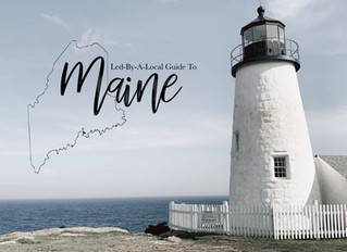 Led-by-a-Local Guide to Maine