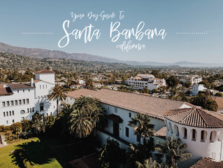 Your Day-Guide to Santa Barbara