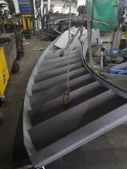 Elliptical Staircase