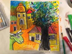 Make Art Like Marc Chagall