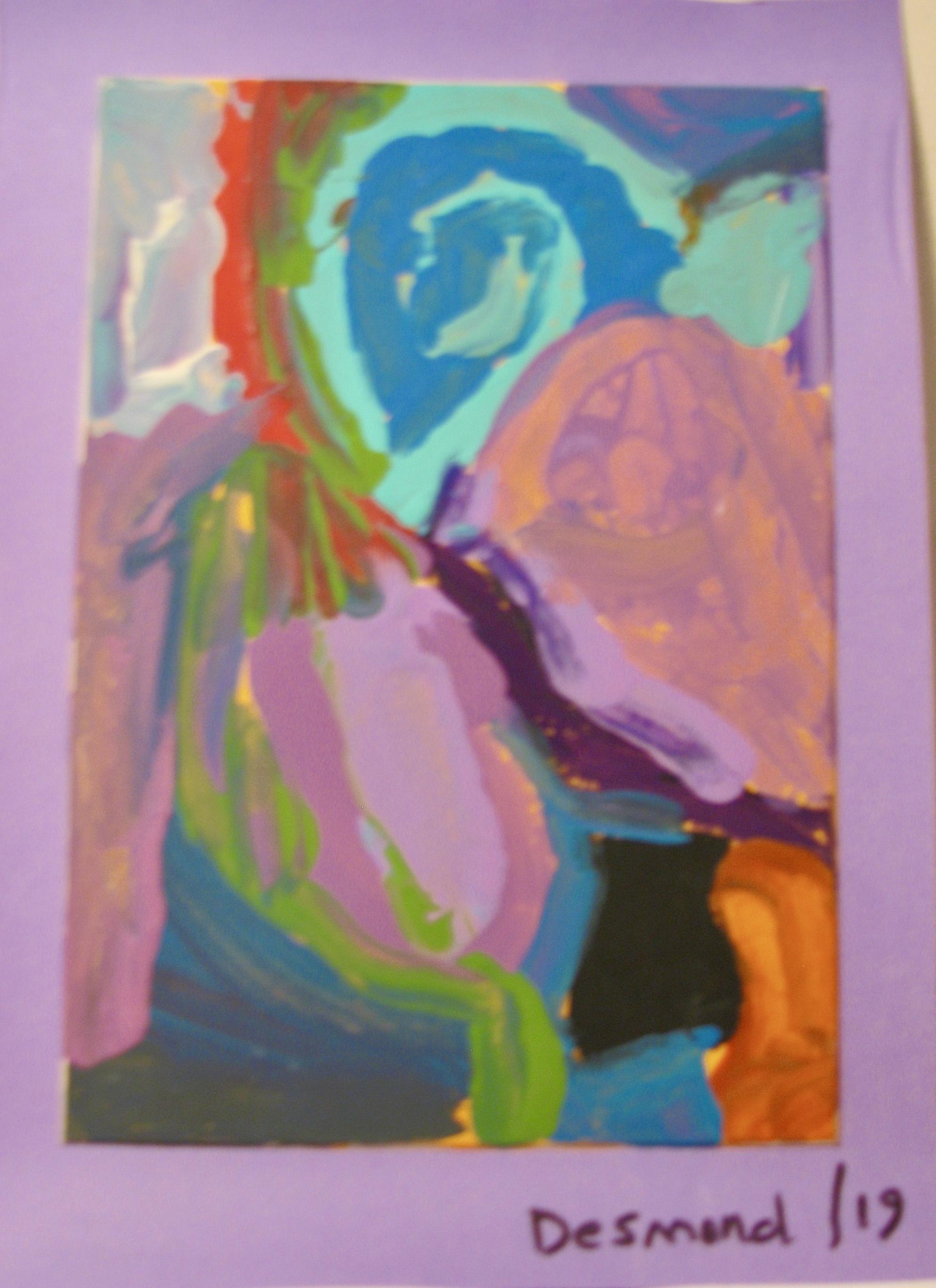 paint like Calder