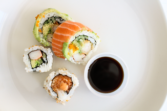 Soy Sauce and Sushi