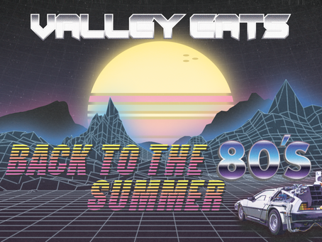 Back to the 80's Summer