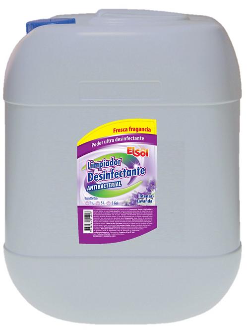 Caja Limpiador Desinfectante 18.9L X 2 Und