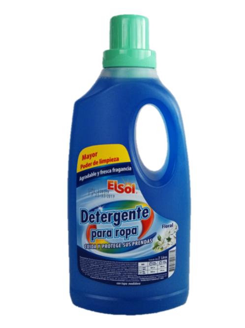 Caja Detergente 1L X 4 Und