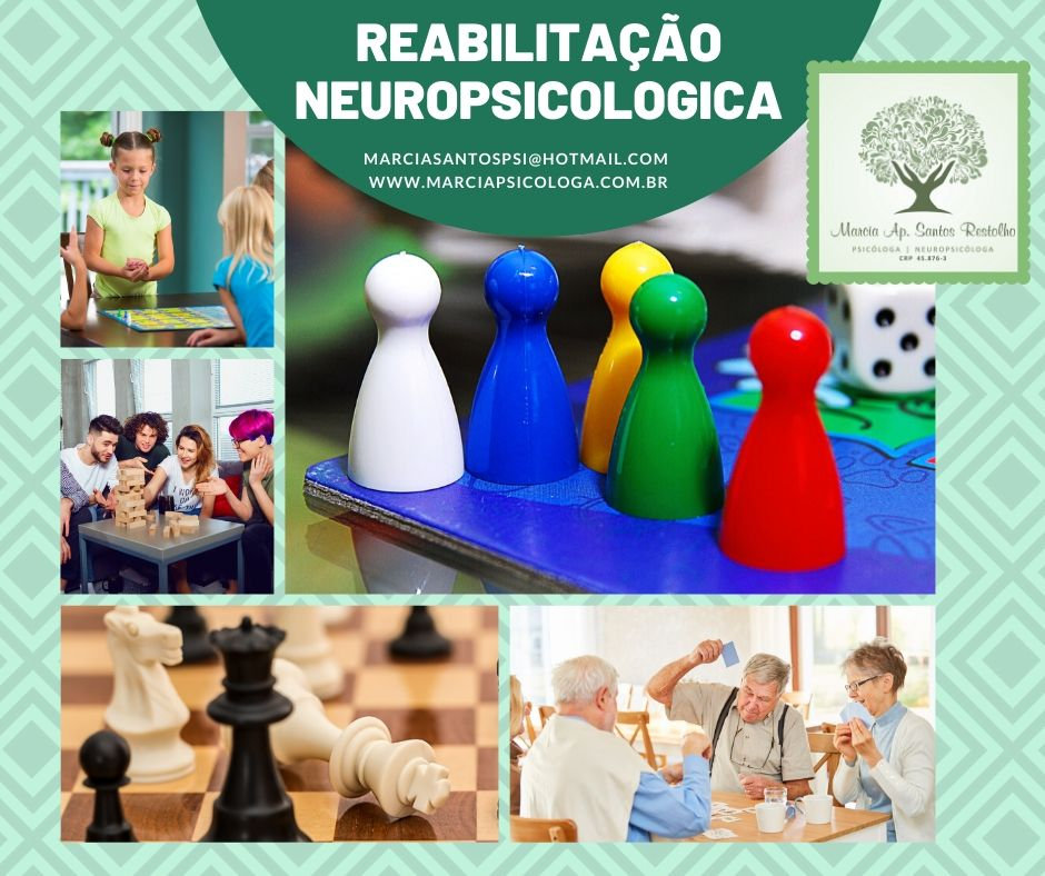 REABILITAÇÃO NEUROPSICOLÓGICA