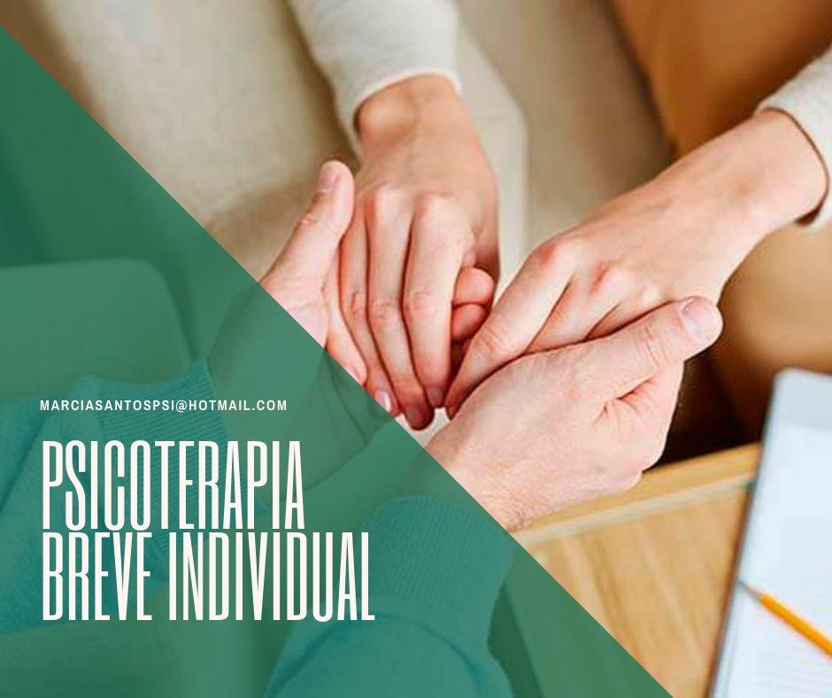 PSICOTERAPIA BREVE INDIVIDUAL