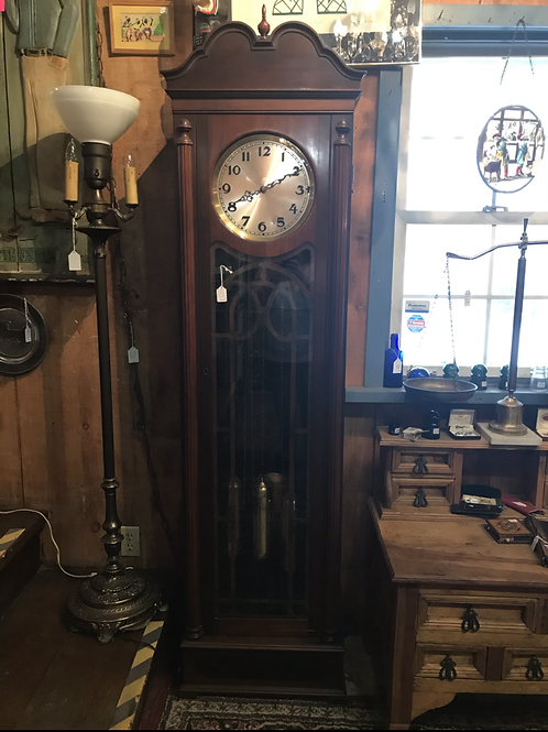 Embee  Three Chime Grandfather Clock