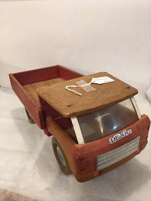 Dejou  Wood Truck