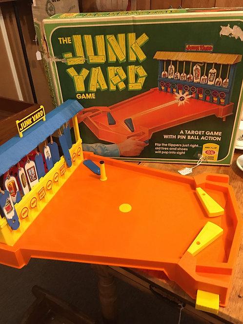 Junk Yard Game