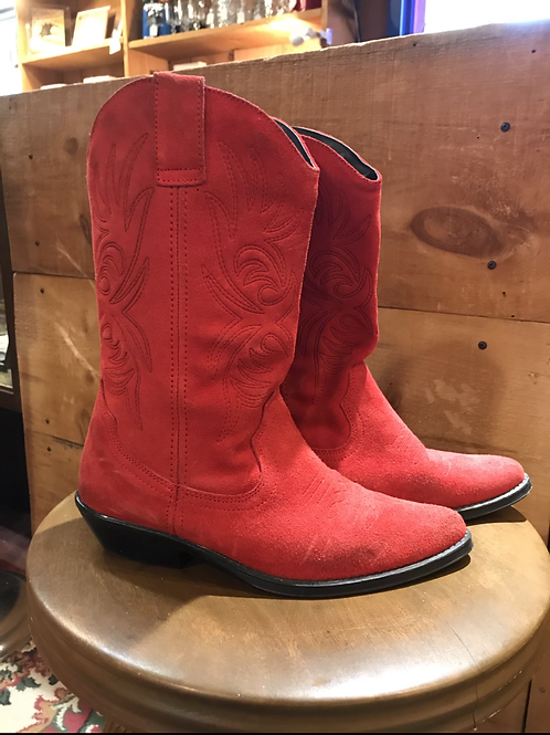 Red Boots V48