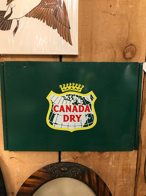 Vintage Canada Dry Sign