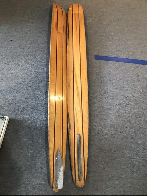 Water  Ski pair