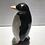 Thumbnail: Swan Art Pottery Penguin