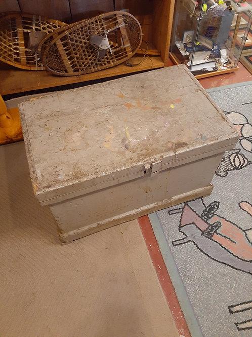 Antique Carpenters Tool Box