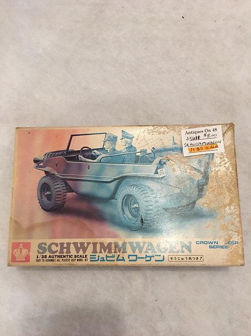 Schwimmwagen Model